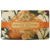 Aromas Artesanales de Antigua - Orange Blossom Triple Milled Soap