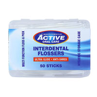 Active Oral Care - Interdental Flossers