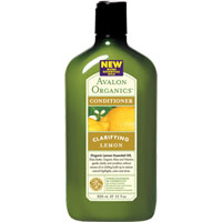 Avalon Organics - Lemon Clarifying Conditioner