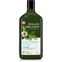 Avalon Organics - Scalp Treatment Tea Tree Shampoo