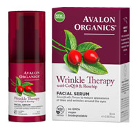 Avalon Organics - Wrinkle Therapy Facial Serum