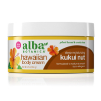 Alba Botanica - Kukui Nut Body Cream