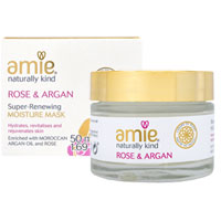 Amie - Rose & Argan Super Renewing Moisture Mask