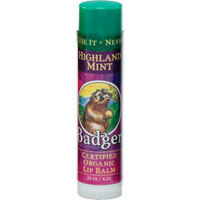 Badger - Highland Mint Lip Balm