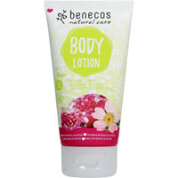 Benecos - Body Lotion - Pomegranate & Rose