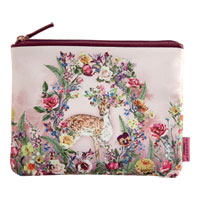 Danielle Creations - Whimsical Woodlands Pouch