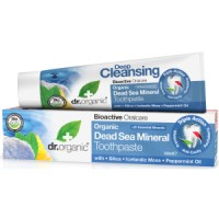 Dr.Organic - Dead Sea Mineral Toothpaste