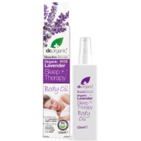 Dr.Organic - Lavender Sleep Therapy Body Oil