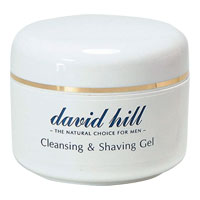 David Hill for Men - Cleansing & Shaving Gel
