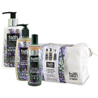 Faith In Nature - Lavender & Geranium Gift Set