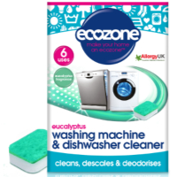 Ecozone - Washing Machine & Dishwasher Cleaner