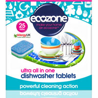Green Products - Ultra All In One Dishwasher Tablets