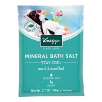 Kneipp - Mineral Bath Salt - Stay Cool (Mint & Menthol)