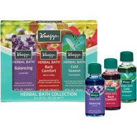 Kneipp - Herbal Bath Boxed Collection (3 pcs)