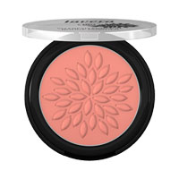 Lavera - So Fresh Mineral Rouge Powder - Charming Rose