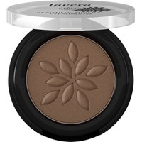 Lavera - Beautiful Mineral Eyeshadow - Chocolate Brown