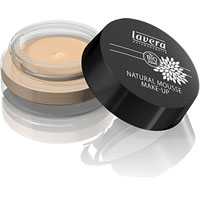 Lavera - Natural Mousse Make-Up - Ivory 01