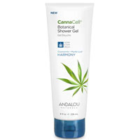 Andalou Naturals - CannaCell Botanical Shower Gel - Harmony