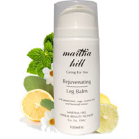 Martha Hill - Rejuvenating Leg Balm