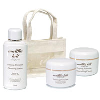 Martha Hill - Evening Primrose Skin Care Trio