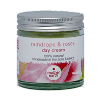 Mother Earth - Raindrops & Roses Day Cream
