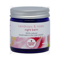 Mother Earth - Raindrops & Roses Night Balm