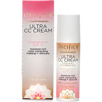 Pacifica - Ultra CC Cream Radiant Foundation