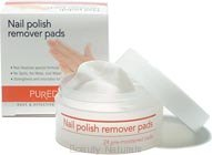 PureDerm - Nail Polish Remover Pads