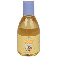 Parrs New Zealand Honey Babe - Honey Babe Massage Oil
