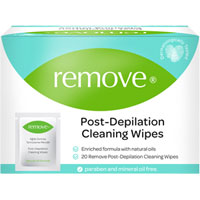 Remove - Post Depilation Wipes