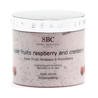 SBC - Raspberry and Cranberry Body Scrub