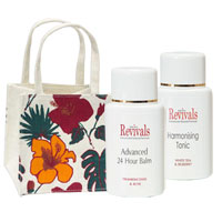 Skin Revivals - 24 Hour Duo (in jute bag)