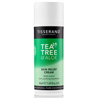 Tisserand Aromatherapy - Tea Tree & Aloe Skin Relief Cream