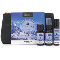 Tisserand Aromatherapy - Explore Travel Kit