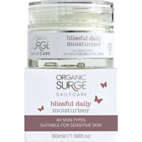 Organic Surge - Blissful Daily Moisturiser