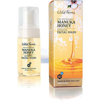 Wild Ferns - Manuka Honey Refreshing Facial Wash