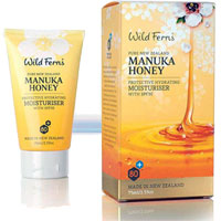 Wild Ferns Pure New Zealand - Manuka Honey Protective Hydrating Moisturiser SPF 30