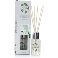 Earth Secrets - Reed Diffuser - Green Tea & Jasmine