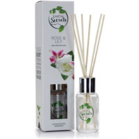 Earth Secrets - Reed Diffuser - Rose & Lily