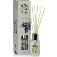 Earth Secrets - Reed Diffuser - Wisteria
