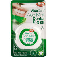 AloeDent - Aloe Mint Dental Floss