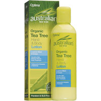 Australian Tea Tree - Organic Tea Tree Hand & Body Lotion