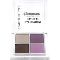 Benecos - Natural Quatro Eyeshadow - Beautiful Eyes