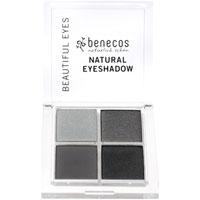 Benecos - Natural Quatro Eyeshadow - Smokey Eyes