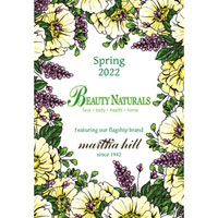 Beauty Naturals - Mail Order Product Guide