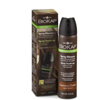 BioKap - Nutricolour Spray Touch -Up - Light Brown