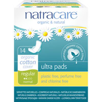 Natracare - Ultra Pads - Regular