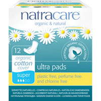 Natracare - Ultra Pads - Super