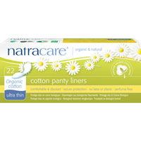Natracare - Panty Liners - Ultra Thin