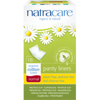 Natracare - Panty Liners - Normal (Wrapped)